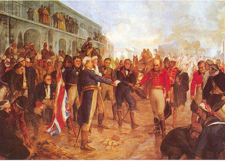 Ataque ingles a Buenos Aires