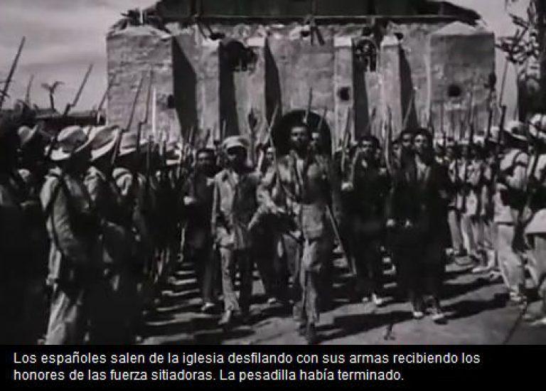 Batalla del Sitio de Baler
