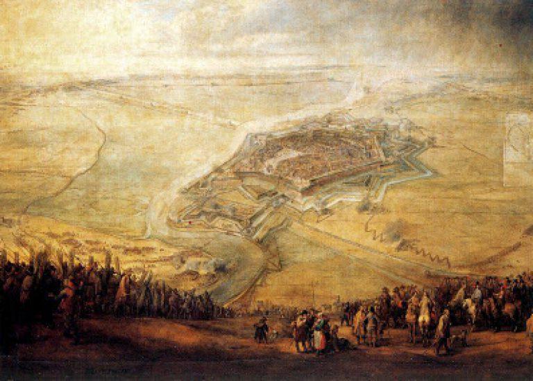 La Batalla de Gravelinas