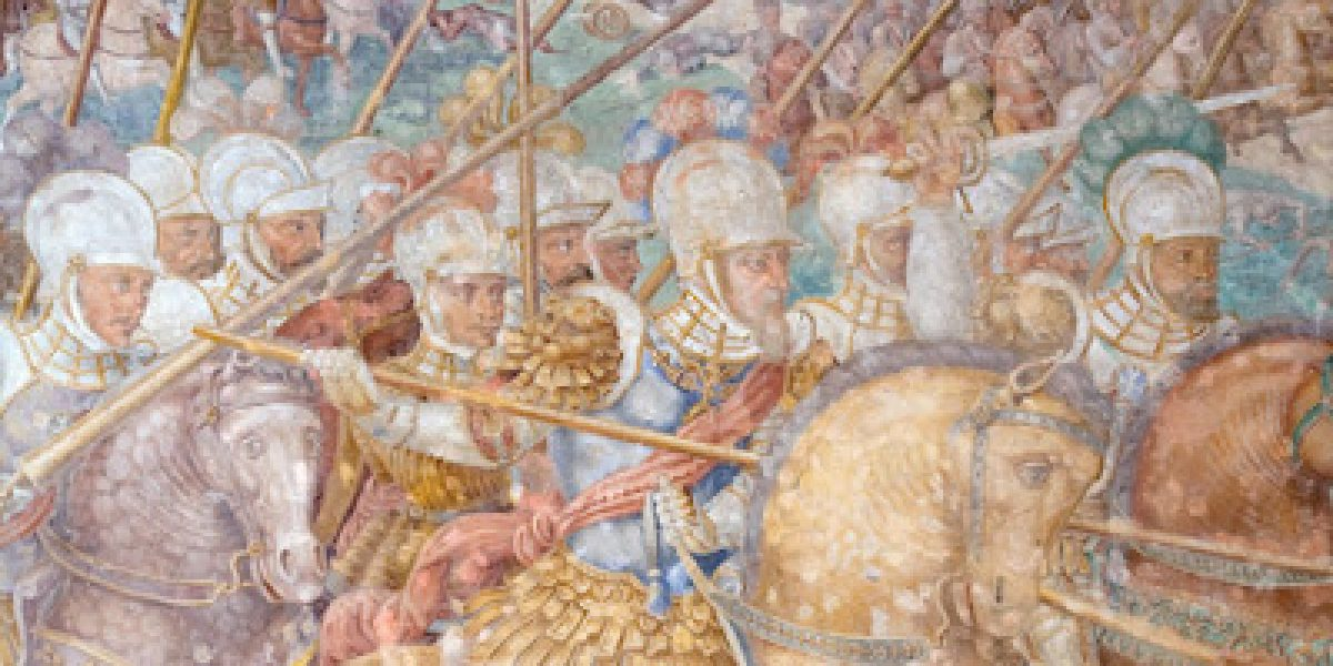 La Batalla de Mühlberg
