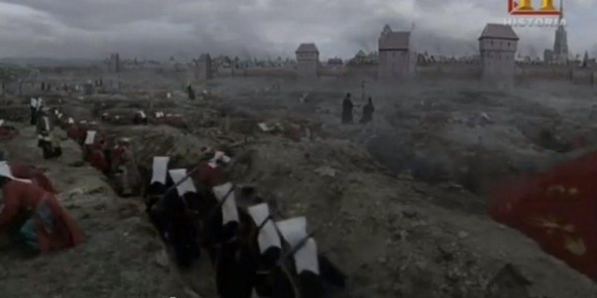 Batalla del Sitio de Viena