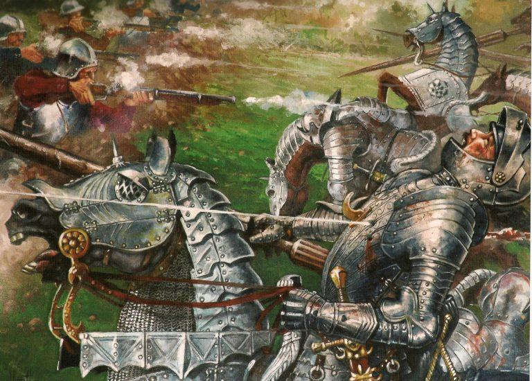La batalla de Cerignola, el Gran Capitán