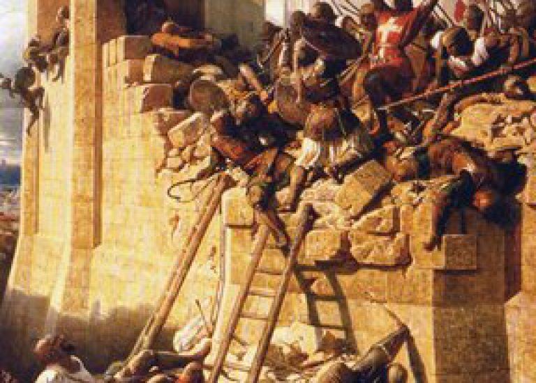 El Sitio de Malta de 1565