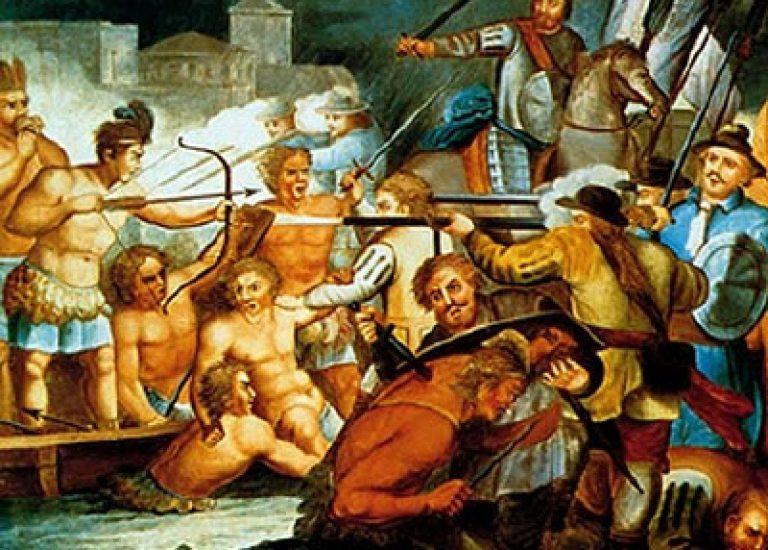 EL Sitio de Tenochtitlan