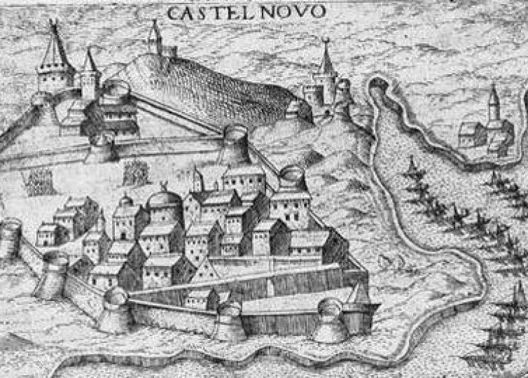El asedio de Castelnuovo